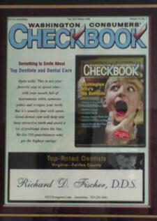 Checkbook award 2