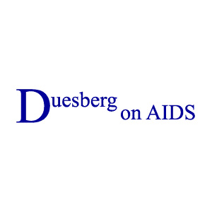 Peter Duesberg's HIV/AIDS research site